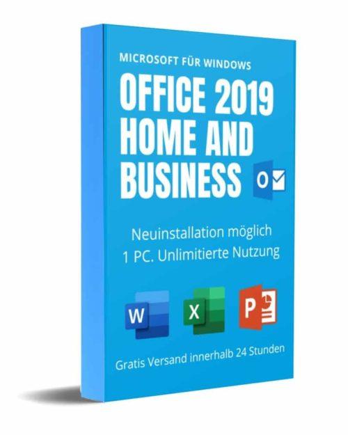 Office 2019 Home and Business für Windows