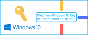 Read more about the article Windows 10 Key kaufen