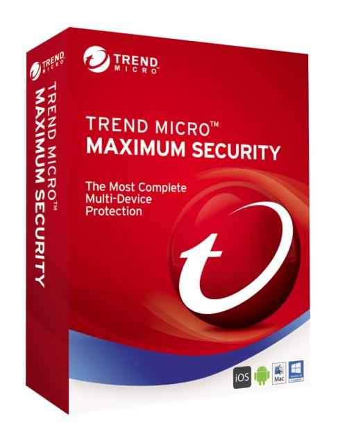 Trend Micro Maximum Security 2021